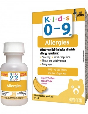 Homeocan Kids 0 to 9 Allergy
