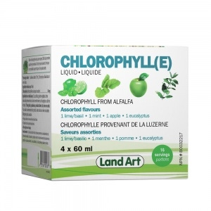 Land Art Chlorophyll Assorted Flavours