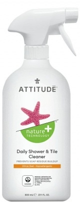 Attitude Daily Shower Cleaner