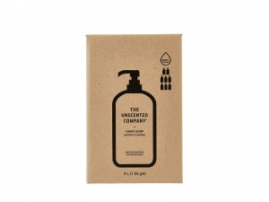 The Unscented Hand Soap Refill Box, Unscented