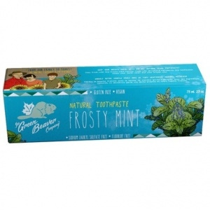 Green Beaver Co. Frosty Mint Toothpaste