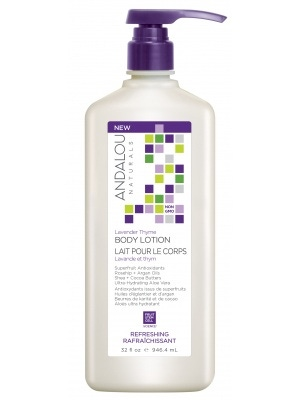 Andalou Naturals Lvnder Thyme Refreshing Body Lotion