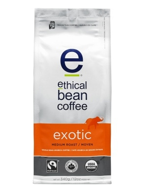 Ethical Bean Exotic (Whole Bean) 6 Pack