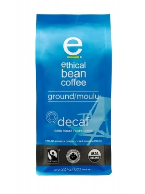 Ethical Bean Decaf (Ground) 6 Pack