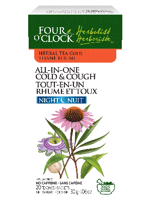 Four O'Clock Herbalist All-in-one Cold & Cough Night (6)