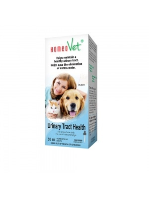 HomeoVet Homeopathic Drops Urinary Tract Health