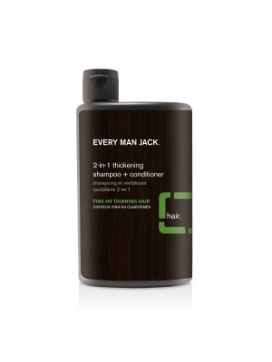 Every Man Jack 2-in-1 Thickening Shampoo + Conditioner, Tea Tree