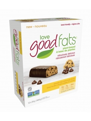 Love Good Fats Chocolate Chip Cookie Dough