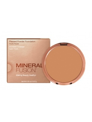 Mineral Fusion Pressed Base Olive 3