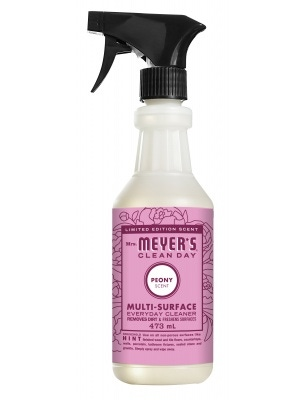 Mrs. Meyer's Clean Day MultiSurface Cleaner - Peony