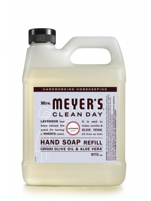 Mrs. Meyer's Clean Day Hand Soap Refill - Lavender