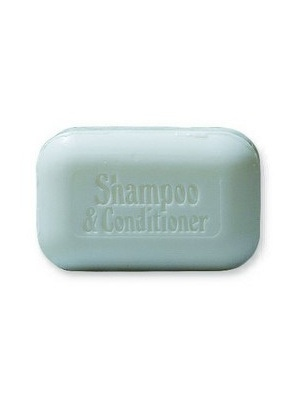 Soap Works Co. Shampoo with Conditioner Biodegradable Bar Soap