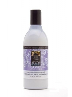 One With Nature Lavender Body Wash