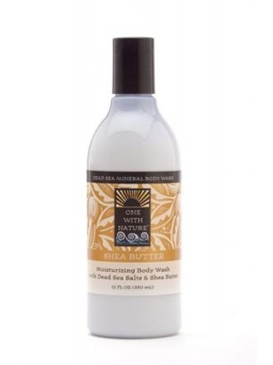 One With Nature Shea Body Wash
