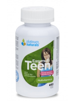 Platinum Naturals Easymulti?? Teen for Young Women