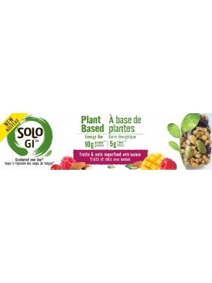Solo GI Nutrition Fruits & Nuts Superfood with baobab
