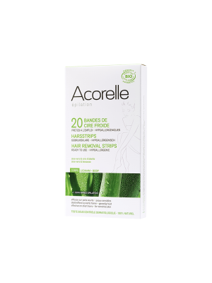 Acorelle Hair Removal Strips for Body