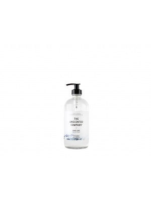 The Unscented Hand Soap - Glass Bottle, Unscented