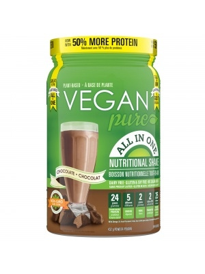 Vegan Pure All in One Protein Choc