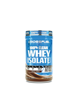 Crossfuel Whey Isolate Protein Choc