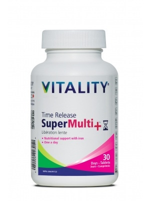 Vitality Products Time Release Super Multi+ 30 Days