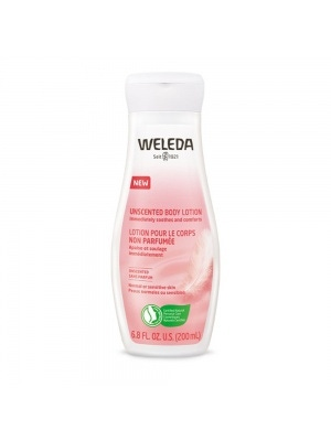 Weleda Unscented Body Lotion