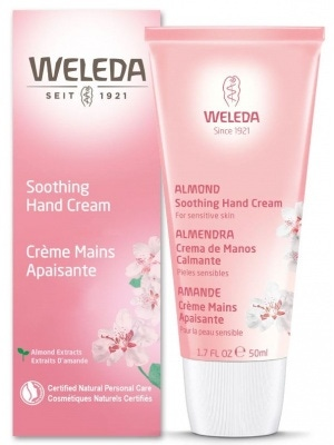 Almond Soothing Hand Cream