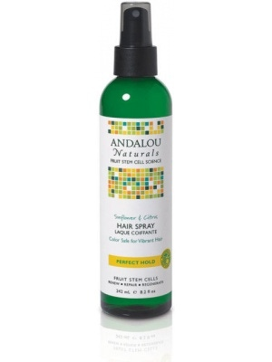 Andalou Naturals Sunflower Citrus Perfect Hold Hair Spray