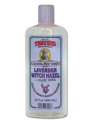 Thayer's Alcohol Free Toner, Lavender Witch Hazel with Aloe