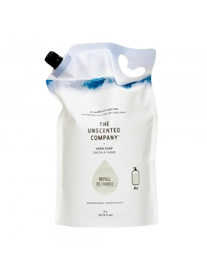 The Unscented Co. Unscented Hand Soap (2L Bag)