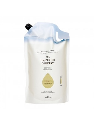 The Unscented Co. Unscented Body Soap (2L Bag)