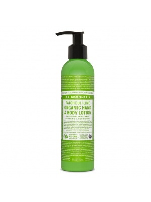 Dr. Bronner's Patchouli Lime Organic Lotion