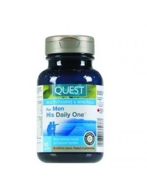 Quest The Quest for Health For Men His Daily One