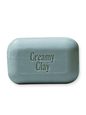Soap Works Co. Clay Cleansing Biodegradable Bar Soap