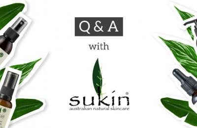 Q&A with Sukin: Australia's Number One Natural Skincare Brand