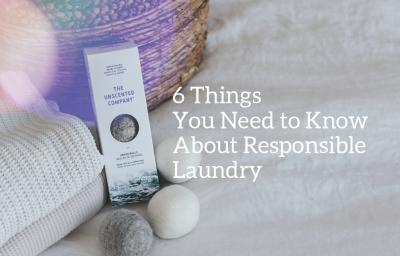 6 Things You Need To Know About Responsible Laundry