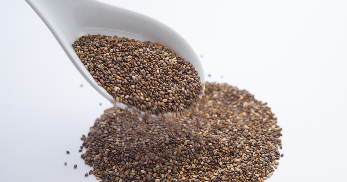 Superfood-Boost Your Meals Instantly with Chia Seeds