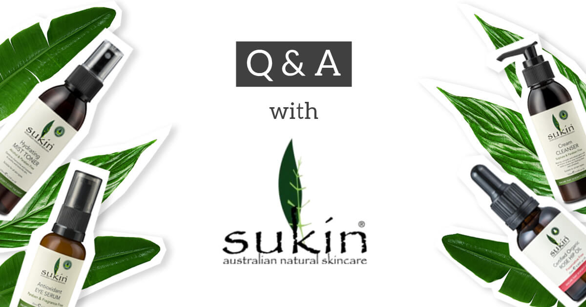 Sukin: Australia's Number One Natural Skincare Brand